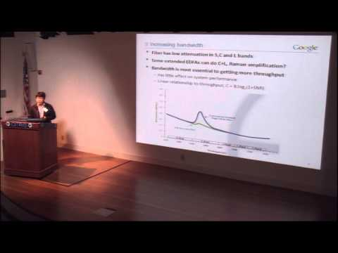 Liang Du - Optical Communication Systems That Approach Fundamental Limits