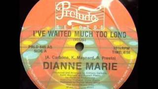 Dianne Marie - I