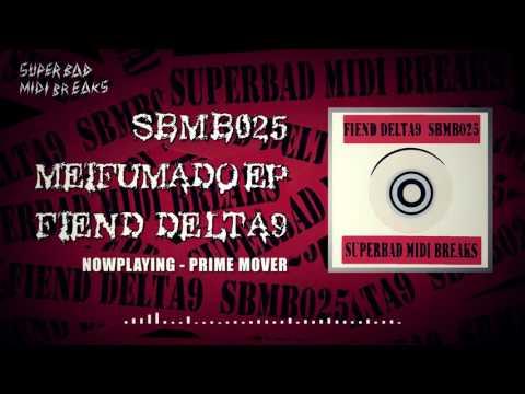 【SBMB025】FIEND DELTA9 - MEIFUMADO EP (Official Trailer)