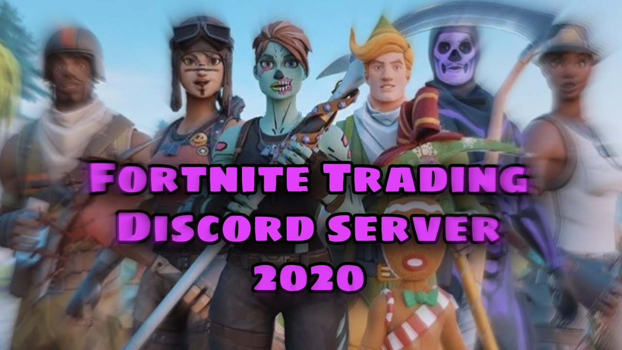 BEST WAY TO SELL/TRADE FORTNITE ACCOUNTS (DISCORD LINK IN ...