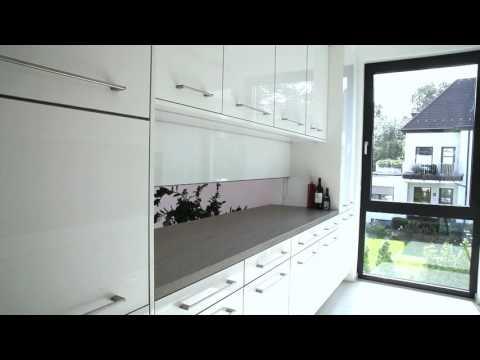 Küche mit Panorama Durchreiche - YouTube