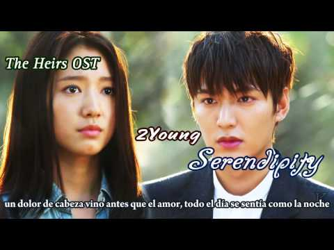 2Young - Serendipity (Heirs OST) HD sub español