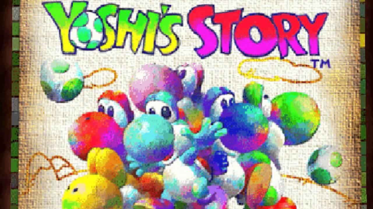 Yo Yo Yoshi - Yoshi's Story - Yo Yo Yoshi - Yoshi's Story