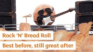 Rock and Bread Roll | Best Before Still Great After | Sainsbury's