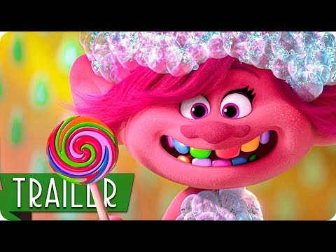 TROLLS 2 Trailer German Deutsch (2020)