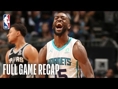 Bill Schoening - Walker Paces Hornets Past Spurs In Overtime