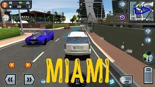 MIAMI - Лето, Солнце, Море, Пляж и Car Driving School Simulator!