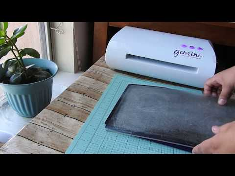 Don't Buy Anymore  Cutting Plates for Your Gemini or Gemini Jr Machine!