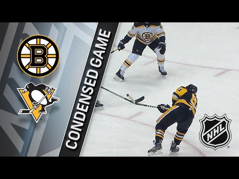 01/07/18 Condensed Game: Bruins @ Penguins