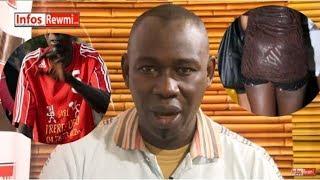Pr0stitution déguisée: Fall Ndiaga s'attaque aux hommes