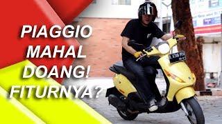 TEST RIDE & REVIEW (3 bulan pemakaian) PIAGGIO ZIP 100 4T | Motovlog Indonesia