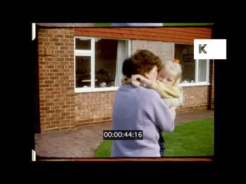 Family Easter 1990s, Home Movies, 16mm