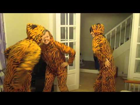 Tiger Feet Dance