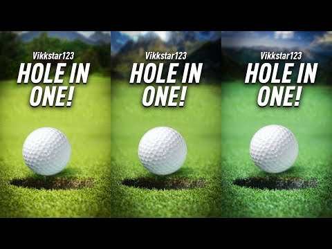 HOLE IN ONE ONLY! - Golf It