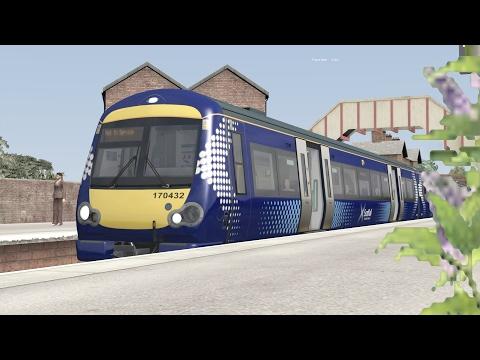 Train simulator 2017: Class 170 Carlisle-Dumfries