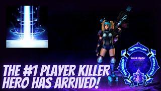 Nova Precision Strike - #1 Pląyer Killer Hero Has Arrived! - Grandmaster Storm League