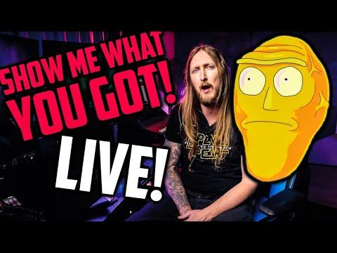 SHOW ME WHAT YOU GOT! - Send Tunes Livestream