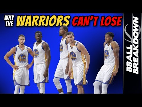 With THIS Lineup, The Warriors CAN'T LOSE