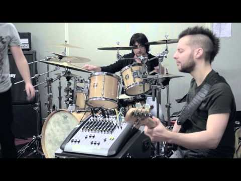Drum and Bass frame:  Anthony Caruso - Simone Rubinato