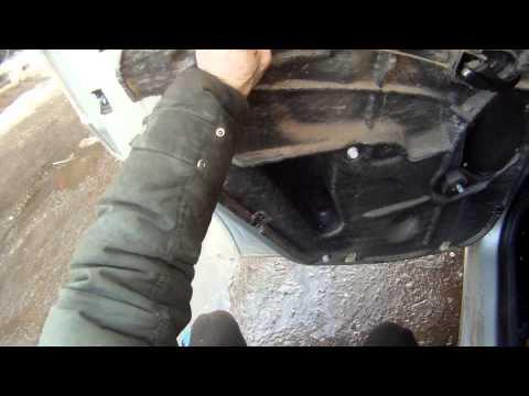 BR GAVS Регулировка открывания задней двери на форд фокус 1