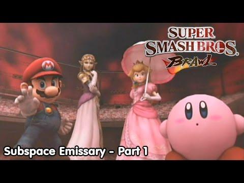 Slim Plays Super Smash Bros. Brawl: Subspace - Part 1