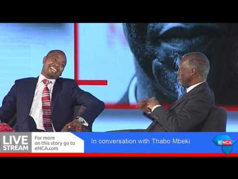 Chairmans conversation - Former President Thabo Mbeki
