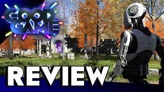 Good Game Review - The Talos Principle - TX: 24/2/15