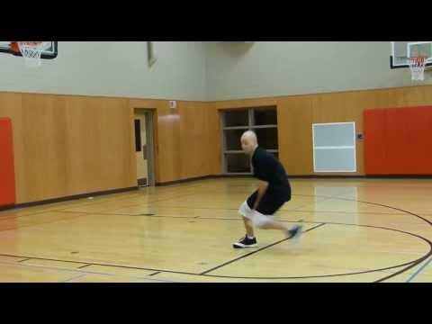 Sick NEW Basketball Move!