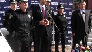 В Чернівцях буде дуже висока якість нової поліції - Аваков