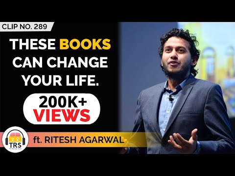 Top 3 Book Recommendations By OYO's Founder Ritesh Agarwal | TheRanveerShow Clips