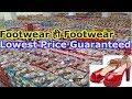 Footwear का भंडार ! सबसे सस्ते लेडीज फुटवियर ! Ladies footwear largest wholesaler & manufacturer !!