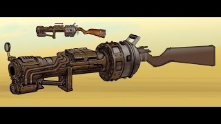 Fallout 4:Rifle de clavos localización Guía
