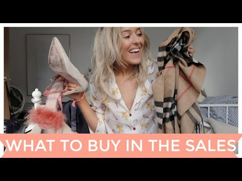 BEST BOXING DAY/CHRISTMAS SALES! COME SALE SHOPPING WITH ME | Em Sheldon