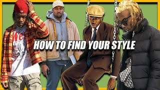HOW TO FIND YΟUR STYLE & START YOUR WARDROBE (4 EASY STEPS)