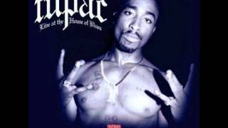 2Pac Tupac - Ambitionz As A Ridah (Live at The House of Blues)