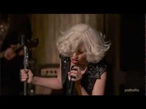 Christina Aguilera- Ain't no other man {LIVE}