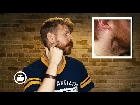 Thumbnail: How To Deal With Beard Cowlicks