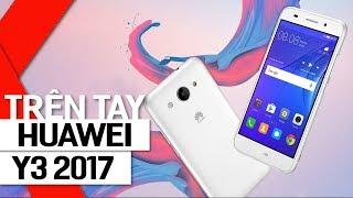 FPT Shop - Trên tay Huawei Y3: Smartphone phân khúc 2 triệu đáng mua
