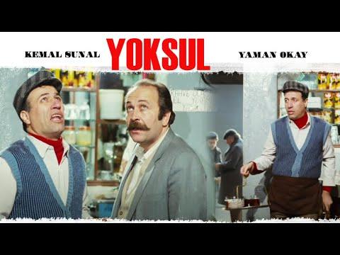 YOKSUL (1986) - Kemal Sunal & Yaman Okay   RESTORASYONLU