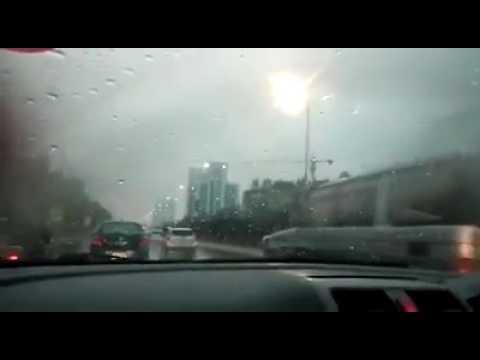 Rainy Ride Islamabad