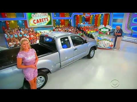 The Price is Right - Card Game - 9/25/2015