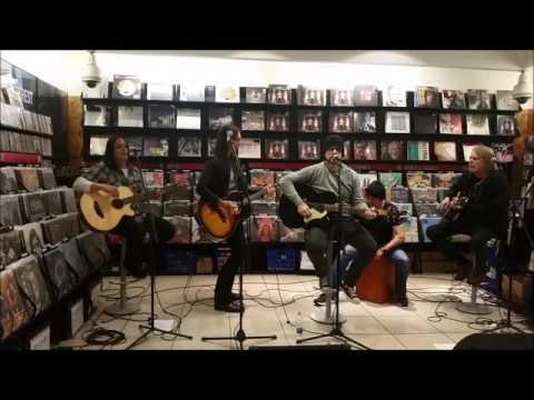BLACK STAR RIDERS - Acoustic @ Head Records, Belfast.