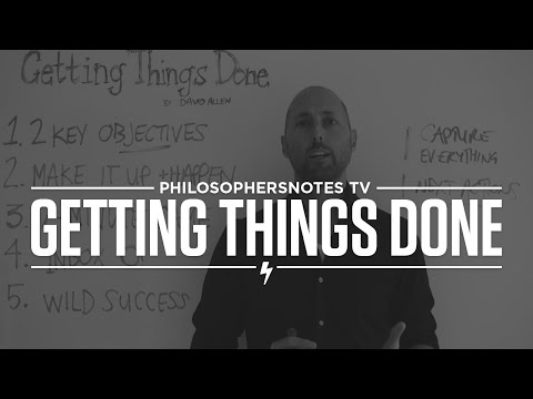 PNTV: Getting Things Done by David Allen