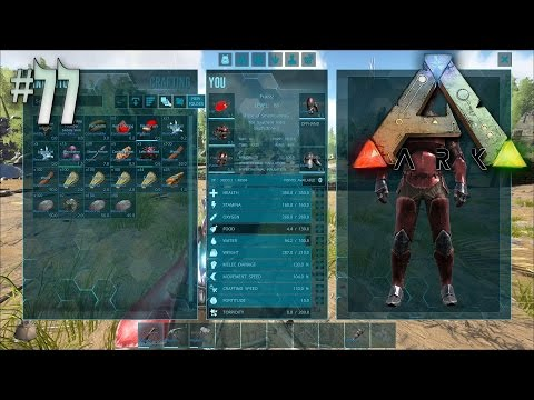 Ark Survival Evolved Season 2 #77 New UI And Learning New Things
