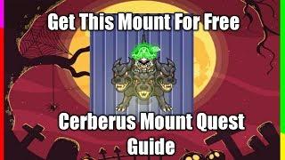 Graal Online Classic: Cerberus Mount Quest Guide