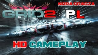 GRID 2 PL - HD Gameplay [no comment] - PS3