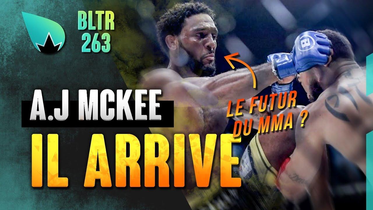 AJ McKee : LE FUTUR, C'EST LUI?!?