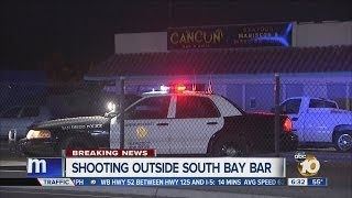 Investigation underway into shooting outside Club Cancun in Egger Highlands