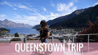 QUEENSTOWN TRIP // BF'S WEDDING AND FIRST PLANE RIDE WITH LEX