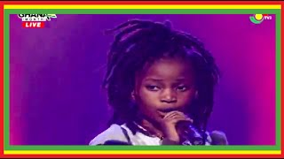 Shatta Berry Cries as She Performs Shatta Wale's Ay3 Half Cast In Her Own Way